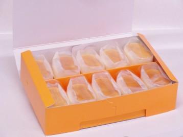 半熟チーズ10個入りギフトBOX